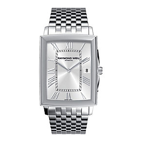 Raymond Weil men's stainless steel bracelet watch - Product number 9530746