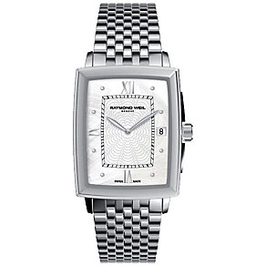 Raymond weil ladies' stainless steel bracelet watch - Product number 9530754