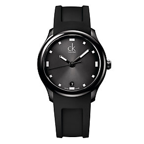 Calvin Klein black strap watch - Product number 9532145
