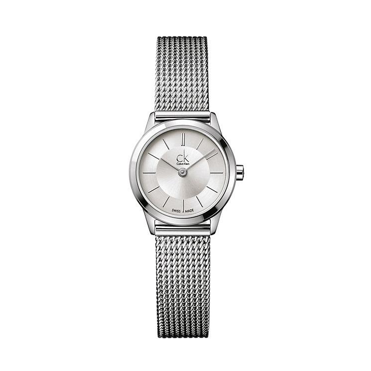 Calvin Klein Minimal ladies' stainless steel watch - Product number 9532293