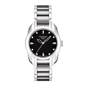 Tissot T Wave ladies' diamond set watch - Product number 9534695