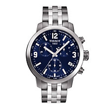Tissot PRC200 men's stainless steel bracelet watch - Product number 9534857