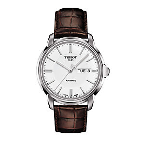 Tissot men's stainless steel bracelet watch - Product number 9534954