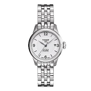 Tissot Le Locile Stainless Steel Bracelet Watch - Product number 9535055