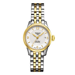 Tissot Le Locile Stainless Steel & Gold-Plated Watch - Product number 9535063