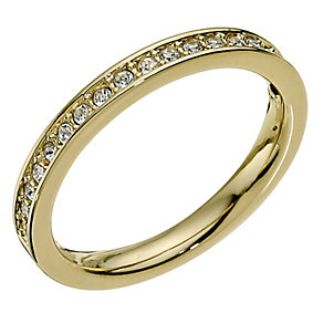 Swarovski Rare gold-plated ring size M - Product number 9538585