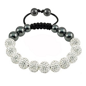 Tresor Paris Laye white crystal bracelet - Product number 9544569