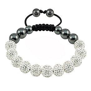 Tresor Paris Laye white crystal bracelet - Product number 9544569