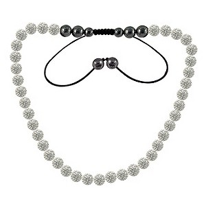 Tresor Paris Lacanau white crystal necklace - Product number 9545565
