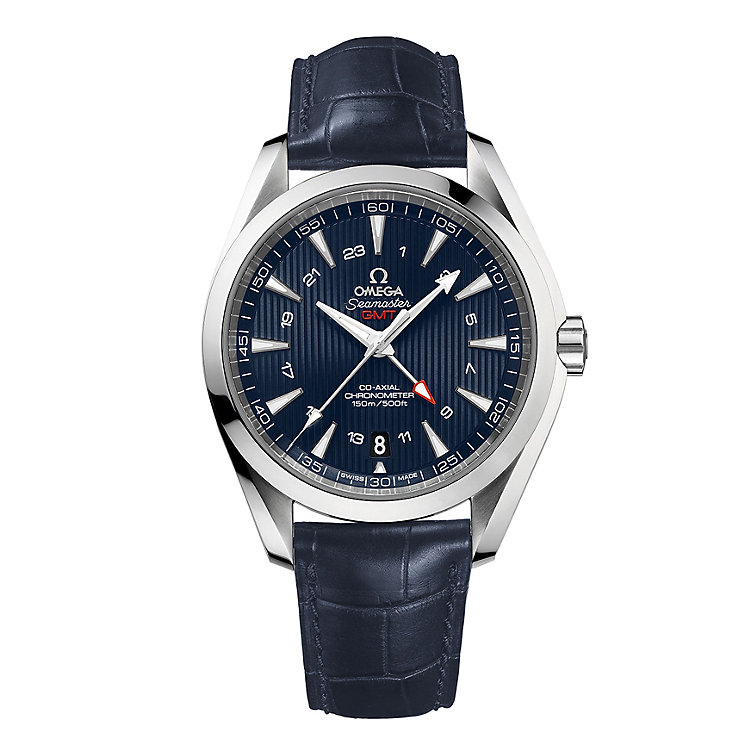Omega Seamaster Aqua Terra 150M men's strap watch - Product number 9552197