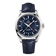 Omega Seamaster Aqua Terra 150M men's strap watch - Product number 9552197