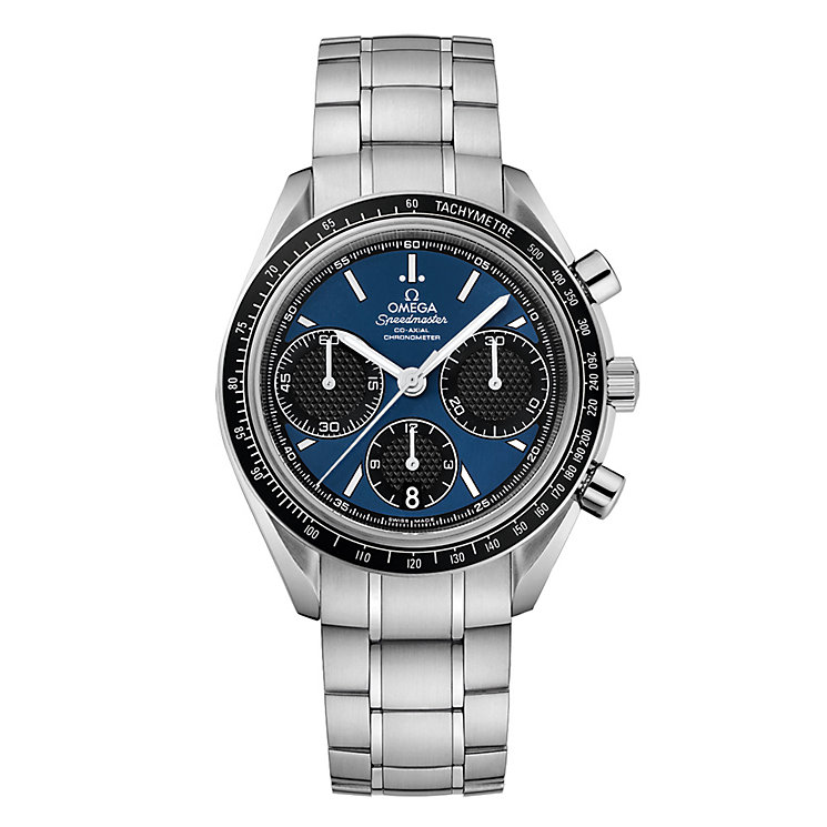 Omega Speedmaster Racing men's bracelet watch - Product number 9552219