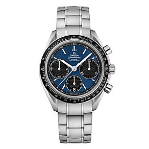 Omega Speedmaster men's stainless steel bracelet watch - Product number 9552219