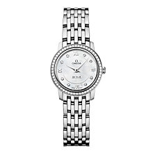 Omega De Ville Prestige Quartz ladies' bracelet watch - Product number 9552553