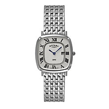 Rotary Men's Stainless Steel Watch - Product number 9553703