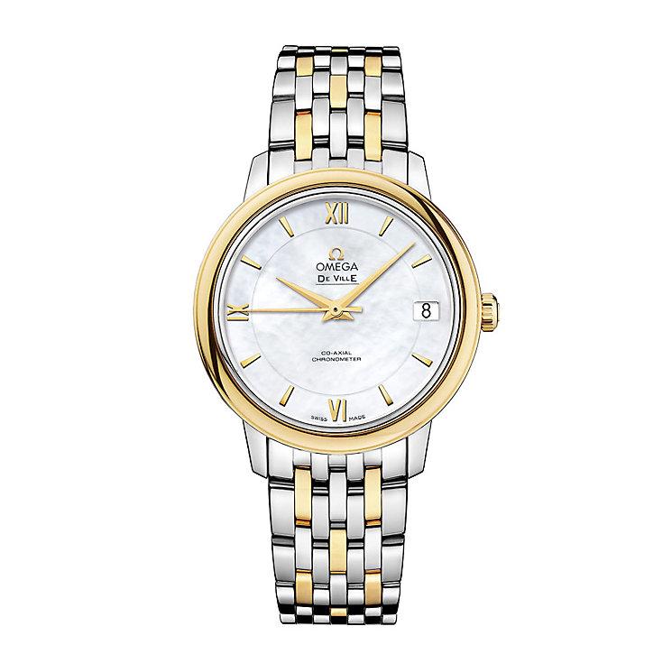 Omega De Ville Prestige Co-Axial ladies' bracelet watch - Product number 9561366