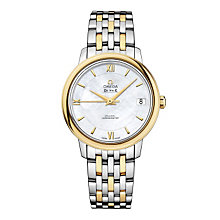 Omega De Ville Prestige Co-Axial ladies' bracelet watch - Product number 9561366