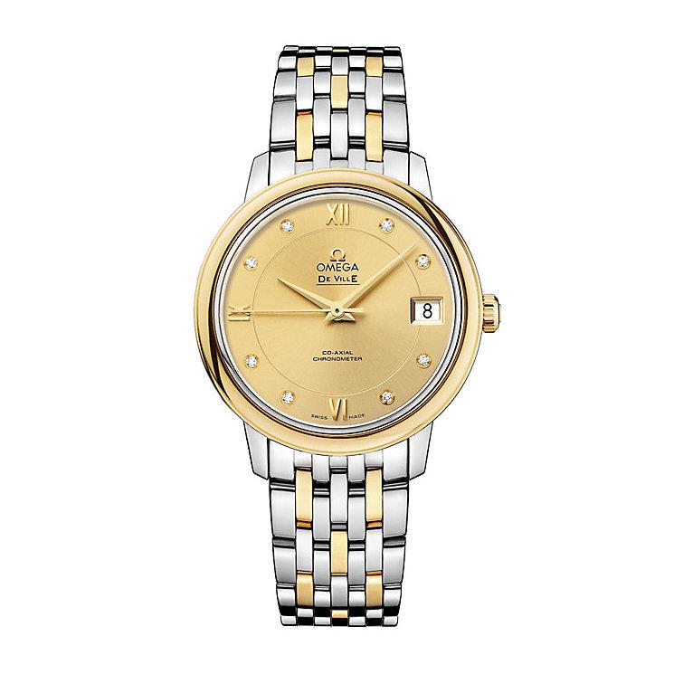 Omega De Ville Prestige Co-Axial ladies' bracelet watch - Product number 9561382