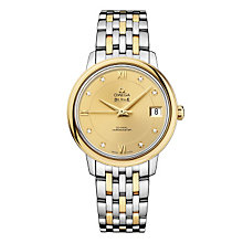 Omega De Ville Prestige Co-Axial ladies' bracelet watch - Product number 9561382