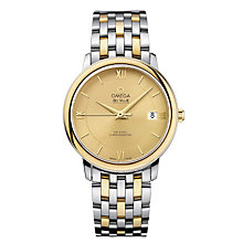 Omega De Ville Prestige Co-Axial ladies' bracelet watch - Product number 9561390