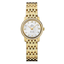 Omega De Ville Prestige Quartz ladies' bracelet watch - Product number 9561447
