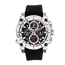 Bulova Precisionist Men's Black Strap Watch - Product number 9562532