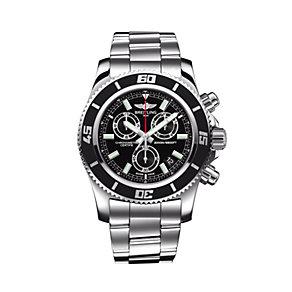 Breitling Superocean Chronograph men's bracelet watch - Product number 9562966