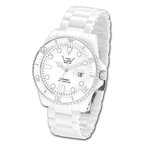 Limited White Ceramic Bracelet Watch - Product number 9563490