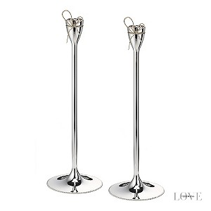 Vera Wang Love Knots taper holders - Product number 9571604