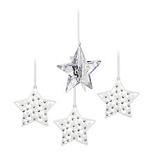 Swarovski Christmas Star Set Crystal Moon - Product number 9573267