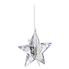 Swarovski Christmas Star Crystal Moonlight - Product number 9573453