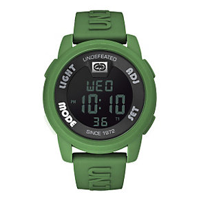 Marc Ecko Men's Resin Strap Digital Watch - Product number 9574824