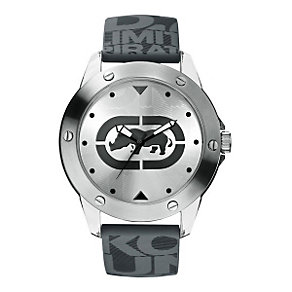 Marc Ecko Grey Silicone Strap Watch - Product number 9574891