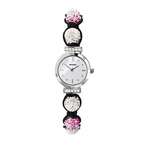 Sekonda Crystalla Ladies' Pink Crystal Watch - Product number 9577564