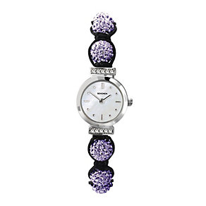 Sekonda Crystalla Lilac Crystal Beaded Watch - Product number 9578285