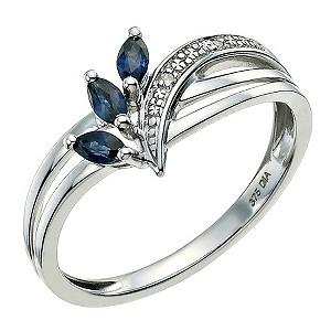 Samuel Saphire Rings