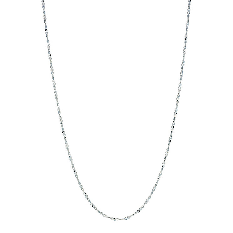 """Silver 18"""" Chain - Product number 9592482"""