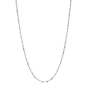 "Silver 18"" Chain - Product number 9592482"