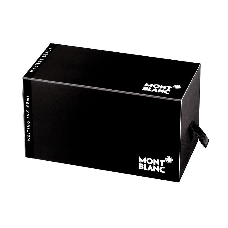 Montblanc Mystery Black ink bottle - Product number 9605800