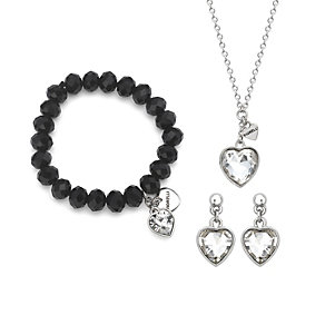 Fiorelli Three Piece Pendant Earrings and Bracelet Set - Product number 9610510