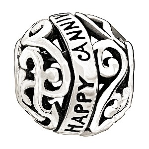 Chamilia silver Happy Anniversary bead - Product number 9616756