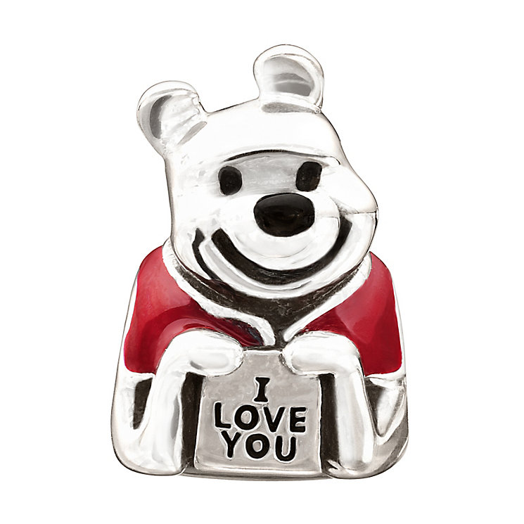 Chamilia Love Winnie The Pooh bead - Product number 9616829