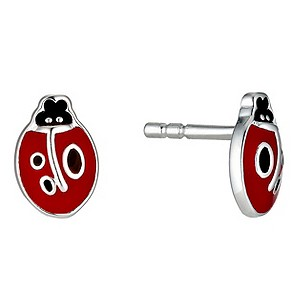 Children's Ladybird Stud Earrings - Product number 9617078