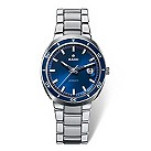 Rado D-Star 200 men's stainless steel bracelet watch - XL - Product number 9621318