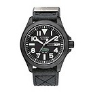 Exclusive Citizen Eco Drive men's black ion plated watch - Product number 9621865