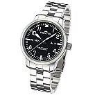 Fortis B-42 Flieger men's day/date bracelet watch - Product number 9622292