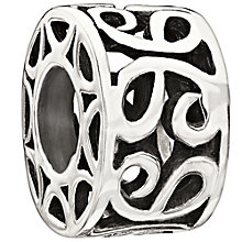 Chamilia - Sterling Silver Affinity Bead - Product number 9627022