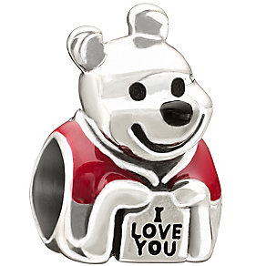 Chamilia - Sterling Silver Winnie The Pooh Bead - Product number 9627065