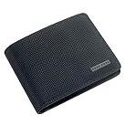 Hugo Boss men's black bound bifold wallet - Product number 9635548