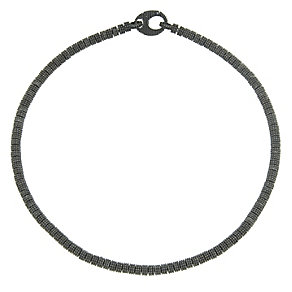 Pesavento ladies' sterling silver grey pixel necklace - Product number 9635769